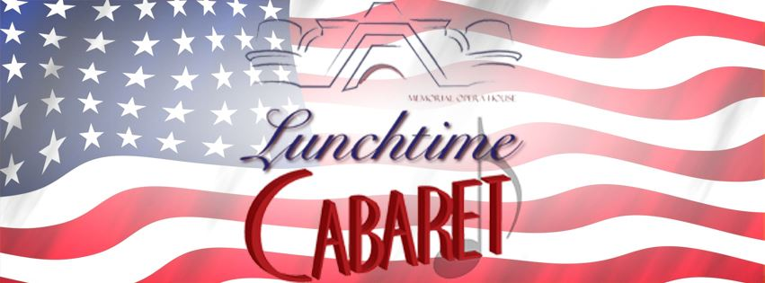 Sounds Of Freedom Lunchtime Cabaret Event Page Banner
