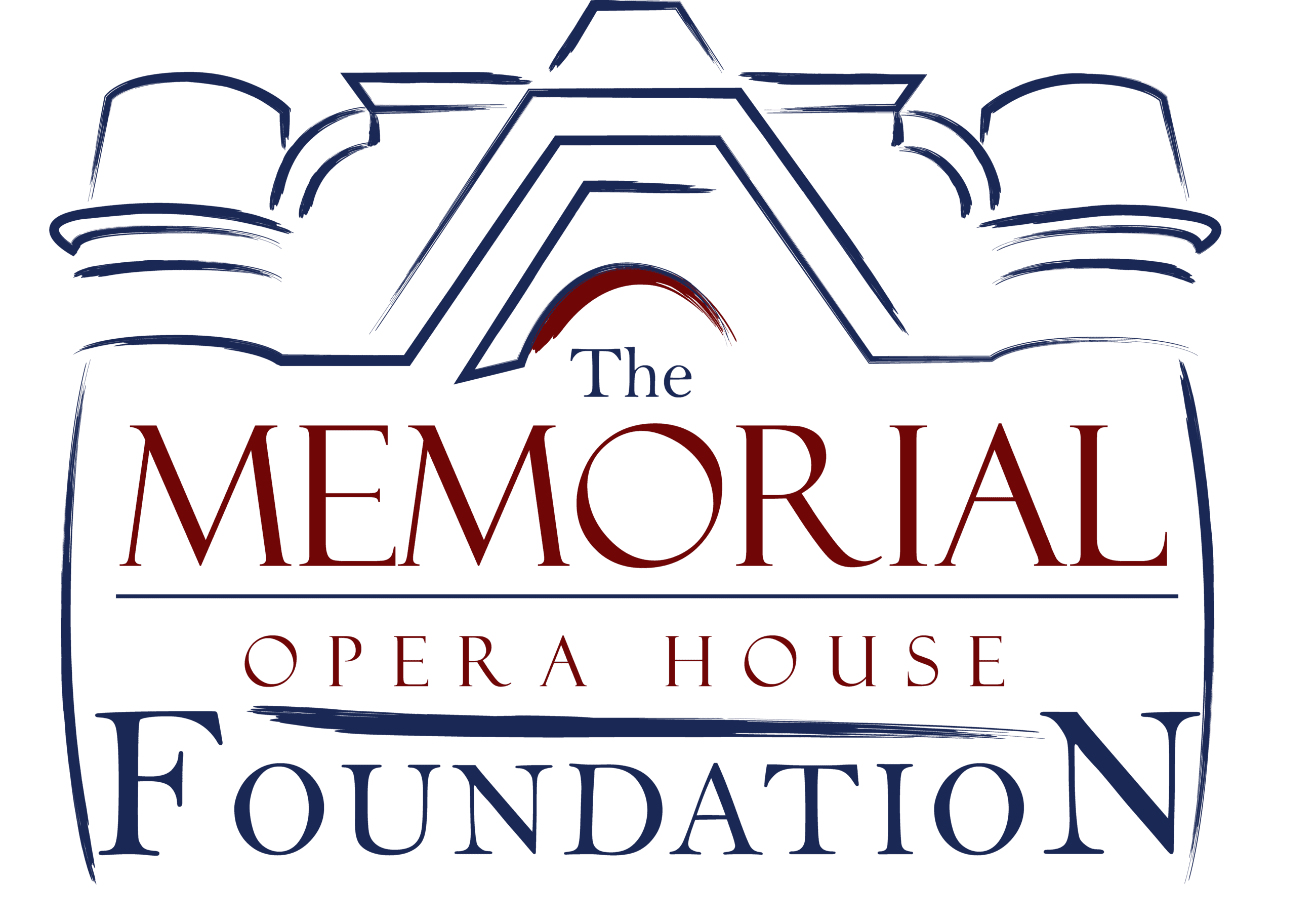 Memorial Opera House Foundation Logo