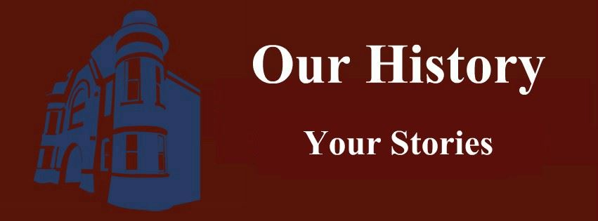 Our History: Your Stories Page Banner
