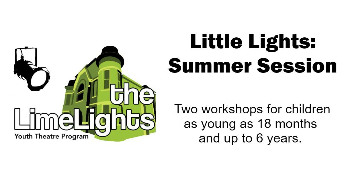 Little Lights Summer Session Page Banner