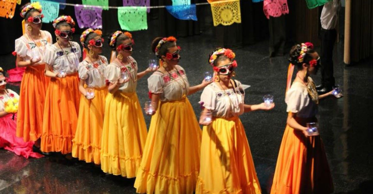 CLICK HERE for tickets & information for Dia de Los Muertos, A Celebration Of Life