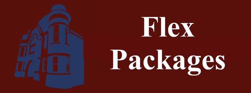 Flex Package Page Banner