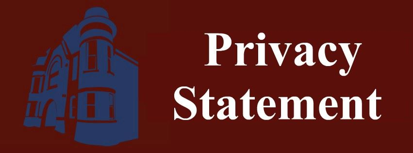 Privacy Statement Page Banner