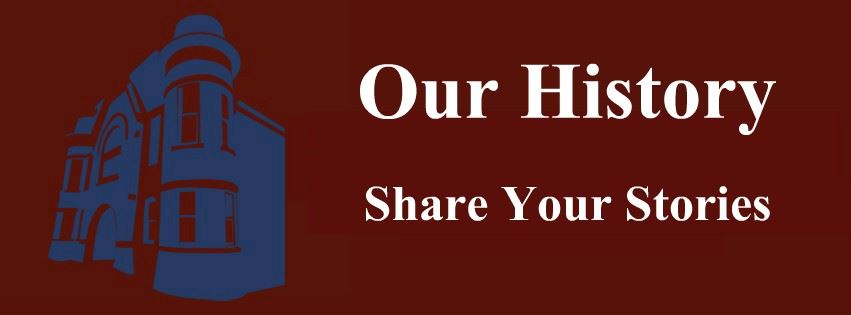 Our History: Share Your Stories Page Banner