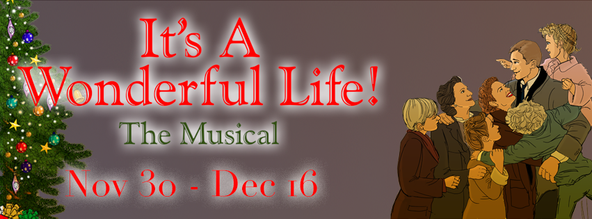 CLICK HERE To Review It's A Wonderful Life, The Musical ONLINE NOW!