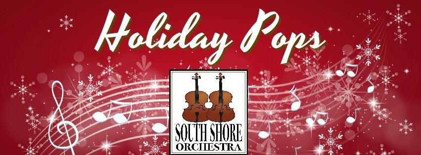 Holiday Pops Concert Event Page Banner